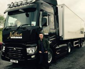 Nathan Carter launches UK's first travelling record store