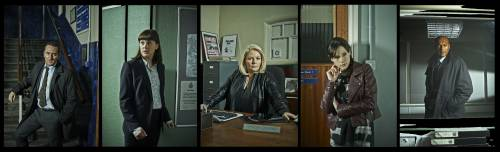Alexandra Roach, Joanna Scanlan, Will  Mellor and Colin Salmon also star in No Offence
