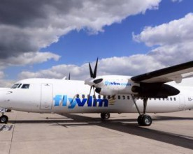 New Waterford flights into Luton and B'ham