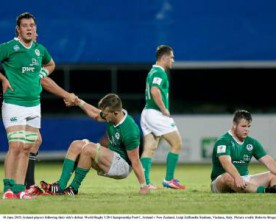 Ireland to play Wales in play-off