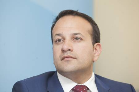 Ireland's Minister for Health; Leo Varadkar