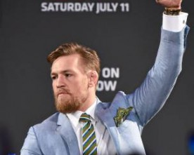 UFC: McGregor v Aldo WILL go ahead