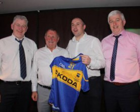 Tipperary hurling legend's last jersey makes £3,000 at London fundraiser auction