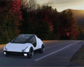 Speedy Co. Louth electric car to hit roads in 2016