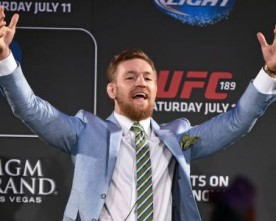 McGregor to fight Mendes as Aldo pulls out