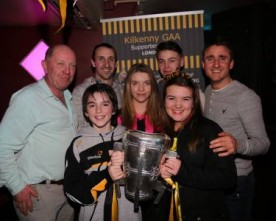 Legendary night for Kilkenny