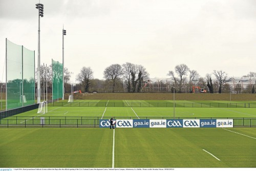 GAA's new National Games Development Centre opens