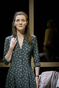 Michelle Fairley (Genevieve) in Splendour at the Donmar Warehouse - photo by Johan Persson