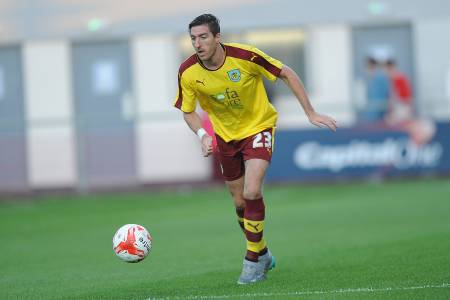 Stephen in action for Burnley. Picture: Burnley FC/ Andy Ford