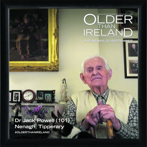 Dr Jack Powell - 'Older Than Ireland' Delights Irish Audiences