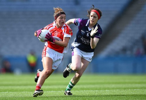 Record breaking weekend for Irish sport - Ladies Football