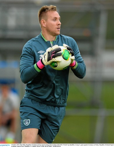 Rob Elliot Player Watch