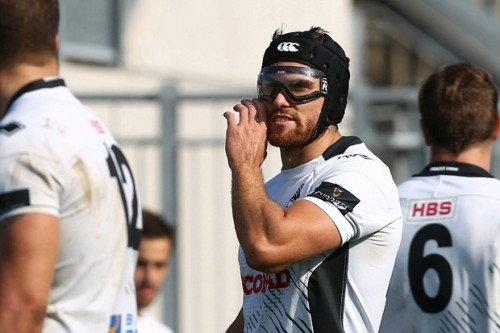 McKinley's rugby goggles rejected in Ireland