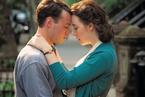 Emigration is Universal: Irish Film Brooklyn - Saoirse Ronan and Emory Cohen