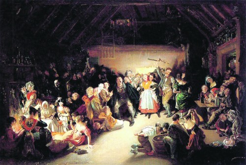 More Treats than Tricks: Irish Halloween Traditions