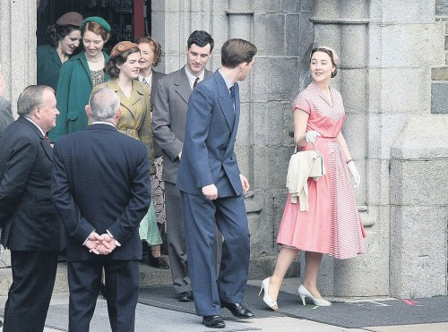 Emigration is Universal: Irish Film Brooklyn