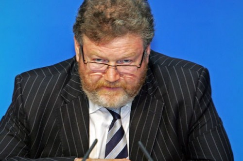 Abortion Referendum Calls - James Reilly