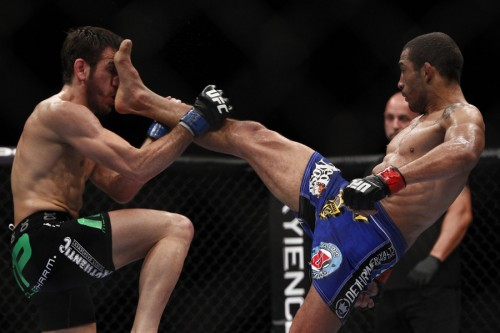 Kenny Florian vs Jose Aldo - On the Verge of Greatness