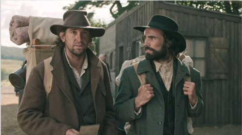 Ireland's first western at Irish Film Festival London - An Klondike