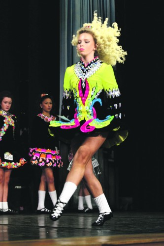 John Egan explores how one Irish dancing championship links the Isle of Man, Ireland and Coventry