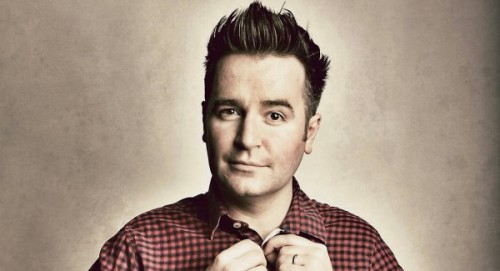 From 1M followers to Soho stand-up Jarlath Regan