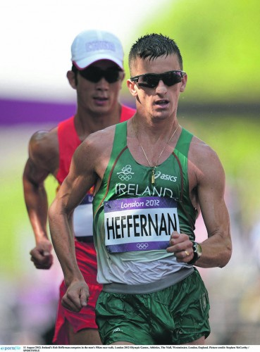 Cork Athlete hoping for London 2012 bronze medal