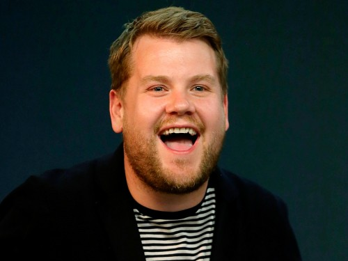 James Corden to get honorary Irishman award