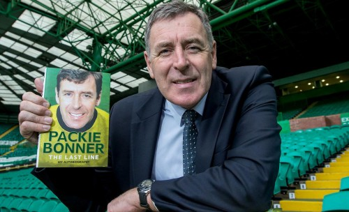 Enjoy an Evening with Packie Bonner