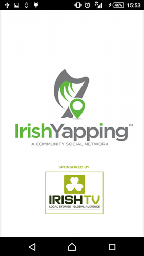 New Irish Diaspora App - Yapping