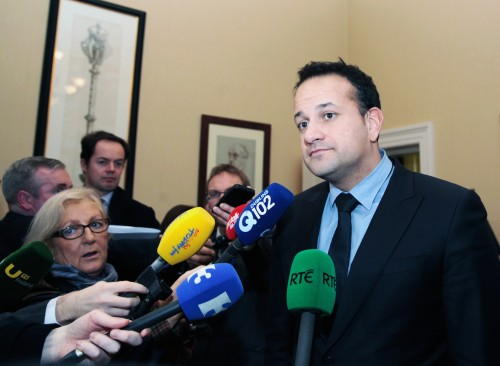 Review of the Year: Spring 2015 Leo Varadkar