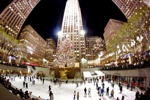 Irish TV Christmas Schedule 0- Irish Christmas in New York