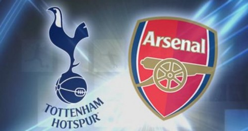 Spurs-v-Arsenal-emblems