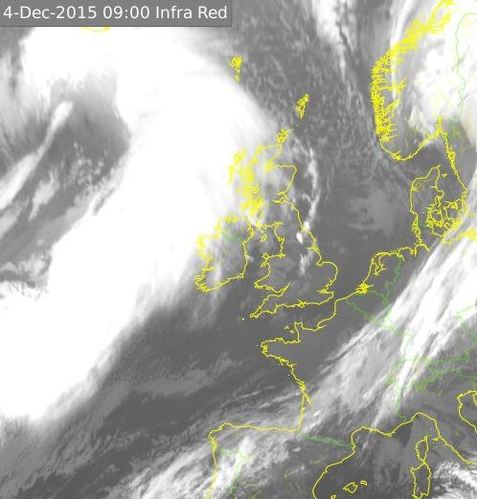 Met Éireann issues highest level of weather warning - Batten down the hatches