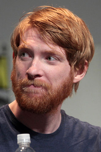 Domhnall Gleeson. Credit: Gage Skidmore 'The Irish are coming, the Irish are coming…'