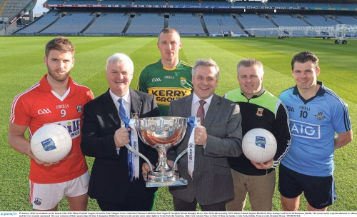 LEAGUE HOPES ARE HIGH FOR LONDON - Dublin meets Kerry in first weekend of the Allianz Football League, as Ciaran Deely oversees his first competitive game as London manager.