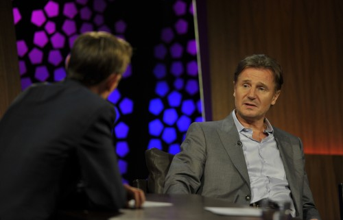 Liam Neeson backs Ballymena jobs push