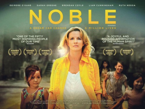 Mama Tina film 'Noble' out this Feb