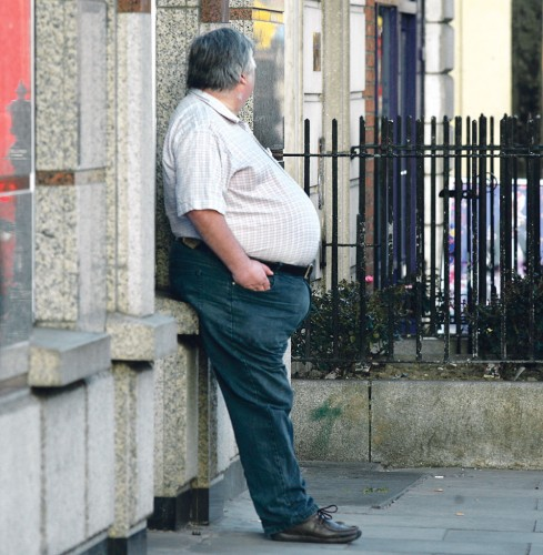 Ireland wants to slim down its own citizens - There is evidence of significant inactivity due to poor health among Irish in UK