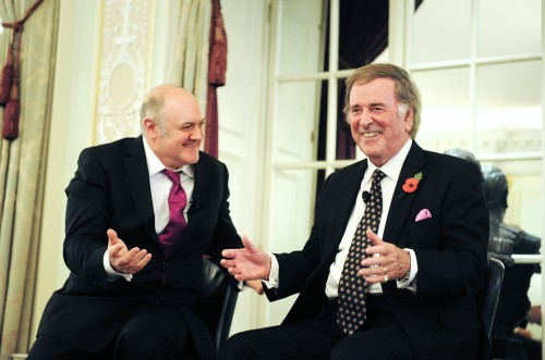 President and Prime Minister lead tributes to Sir Terry Wogan, the 'defining voice of BBC Radio 2' and 'a lovely, lovely man'