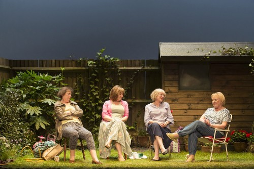 Theatre review: Caryl Churchill's 'Escaped Alone'