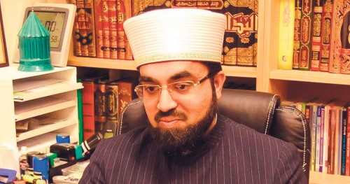 Shaykh Dr. Muhammad Umar al- Qadri - Senior Muslim in Ireland backs deportation of criminal refugees