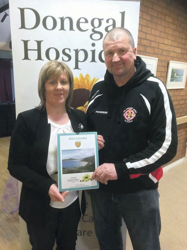 Londoners urged to help Donegal hospice