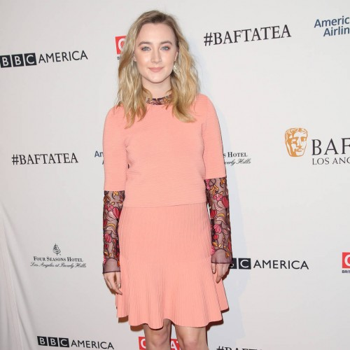 Saoirse Ronan: 'I'm superstitious about Oscars dress'