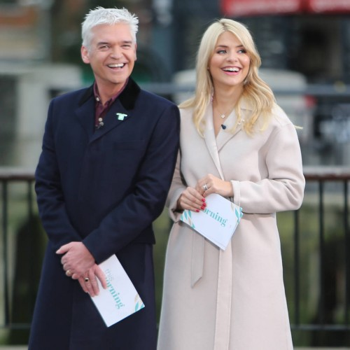 Phillip Schofield: 'This Morning only works with Holly'