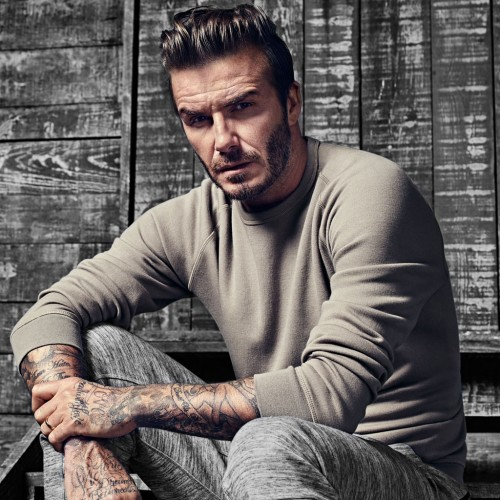 David Beckham's latest H&M campaign unveiled