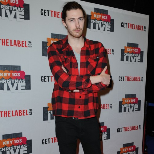 Hozier shocked fans with online phone post