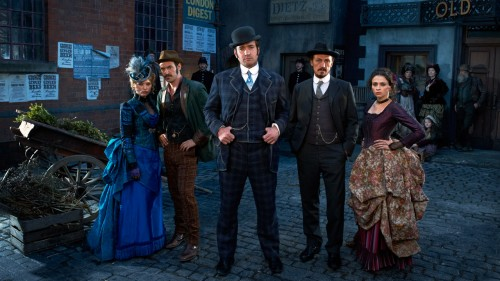 The Kildare woman who gives Ripper Street the look its fans love