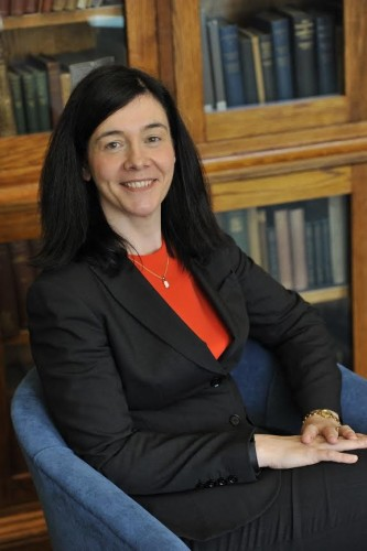 Dr Sandra Collins, Director of the NLI,