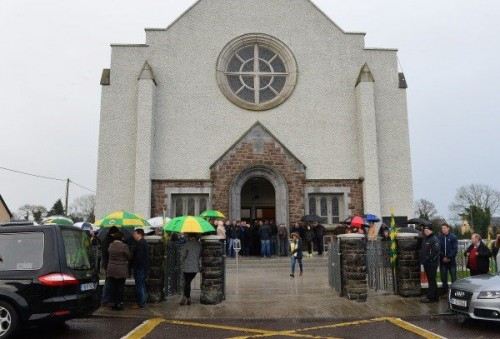 Patrick Curtin laid to rest in Kerry