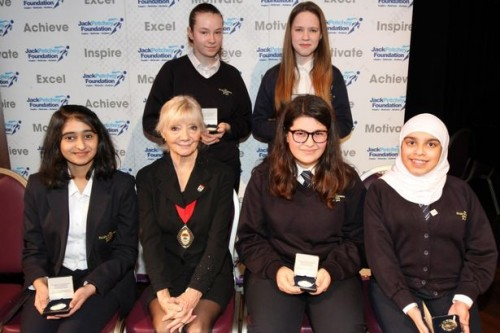 Ealing's young people receive awards for outstanding community achievements